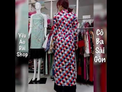 Cô Ba Sài Gòn - Yêu Áo Dài Shop