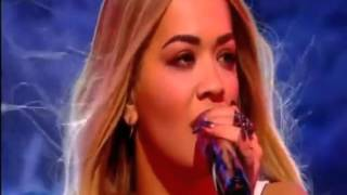 RITA ORA & SIGMA   COMING HOME LIVE ON TOTP AGY