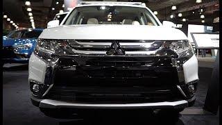2018 Mitsubishi Outlander review & drive