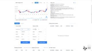 Биржа-обменник криптовалют EXMO - обновленный сайт и новые возможности