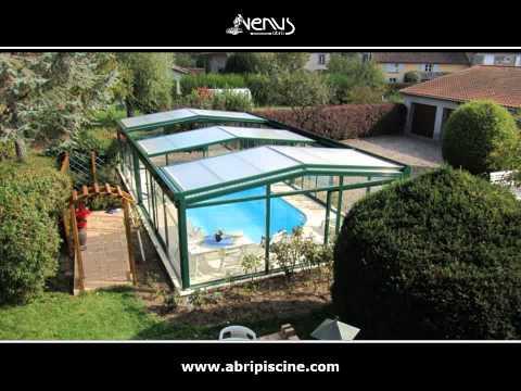 abris de piscines fixes visio pool de abris venus international. Black Bedroom Furniture Sets. Home Design Ideas