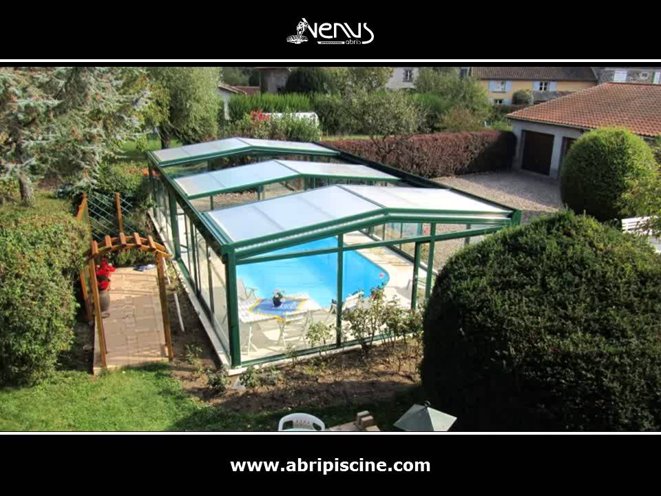 Abris de piscines fixes visio pool de abris venus for Abris de piscine venus international