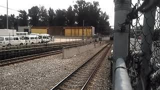 De los pocos trenes de 6 carros que quedan en la línea A, FM-95A FM.63/FM.64