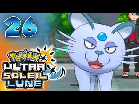 CE POKÉMON M'A SAOULÉ ! 💢 - Pokémon Ultra-Soleil et Ultra-Lune #26