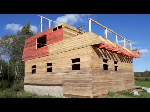 Строительство Домов и Бань из бруса +7(905)602-48-88 Кимры Дубна Талдом Тверская и Московская обл