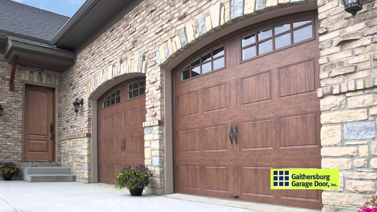 Gaithersburg Garage Door Tv30 Youtube