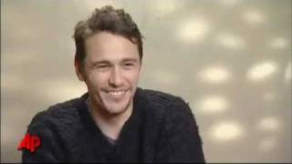 'Interview' with James Franco: NYU professor got fired for giving you a D?