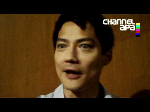 Archie Kao talks The People I've Slept With, CSI, & Snow Flower & the Secret