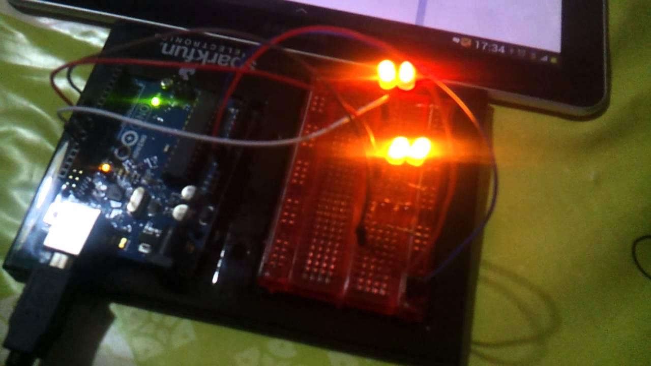 DIY Facebook Notifier With Arduino - Arduino Facebook