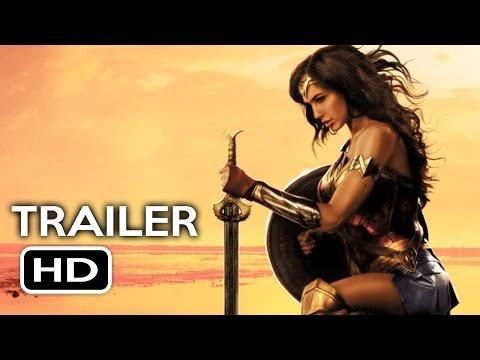 Wonder Woman Trailer #3 (2017) Gal Gadot, Chris Pine Action Movie HD