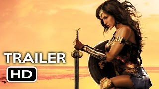 Wonder Woman Trailer #3 (2017) Gal Gadot, Chris Pine Action Movie HD