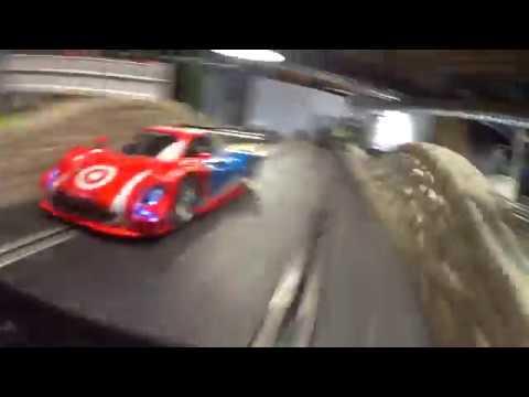 Scalextric Ford Daytona www.legeland-hobby.dk