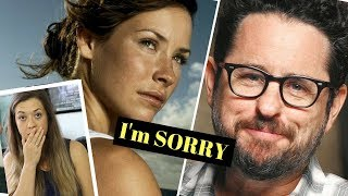 JJ Abrams Apologizes to Evangeline Lilly Over Uncomfortable Scene