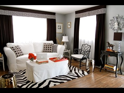 Modern apartments : neoclassical style