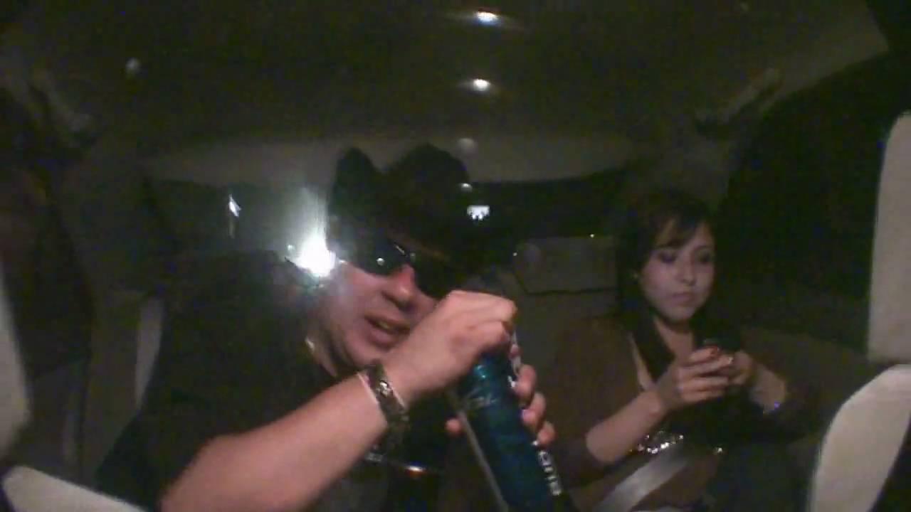 JimRock w Diana  Nancy  2010 Corrido Girls  Leaving EL PATIO Night CLUB  YouTube