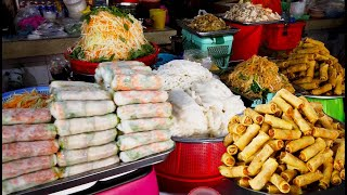 Cambodian Street Food   Tour Around Phnom Penh Market