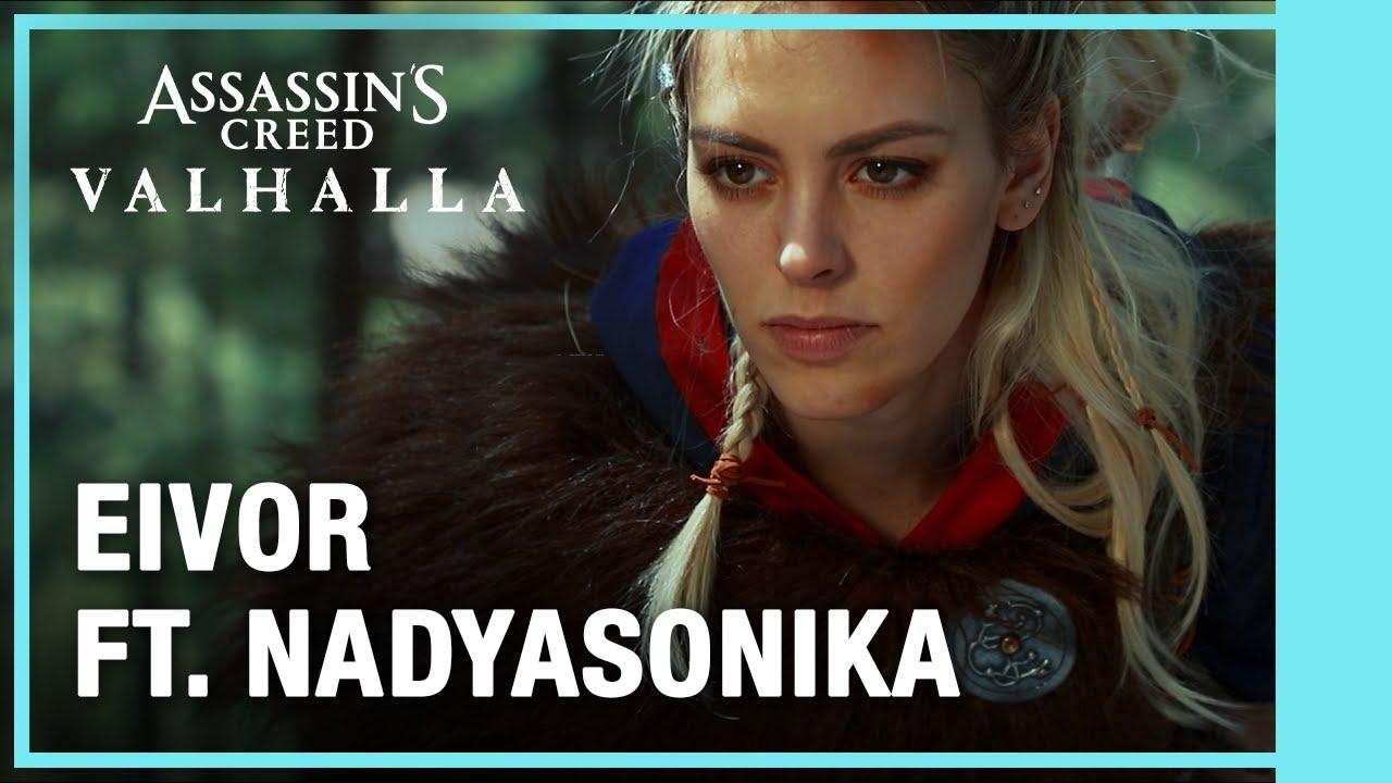 Assassin's Creed Valhalla - Eivor ft. Nadyasonika