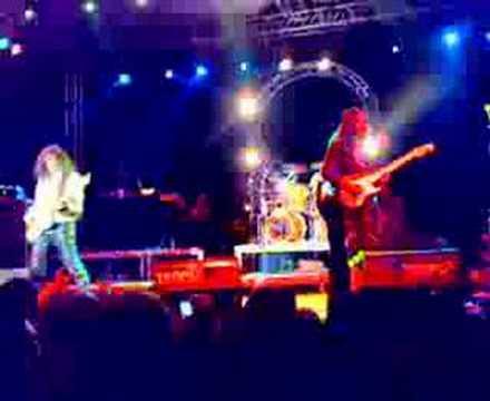 Cem Köksal & Joe Lynn Turner ODTÜ Concert