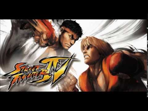 """""""It's The Battle Of The Century!"""" Street Fighter IV Game Announcer/Quotes"""