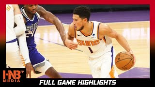 Sacramento Kings vs Phoenix Suns 4.15.21 | Full Highlights