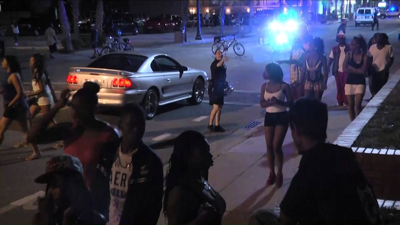 Several people hurt following shooting in Myrtle Beach