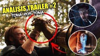 Análisis Del Trailer #2 De Avengers: Infinity War   Lo Que No Viste