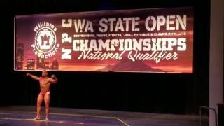 Jason Mugford wins Heavyweight!~
