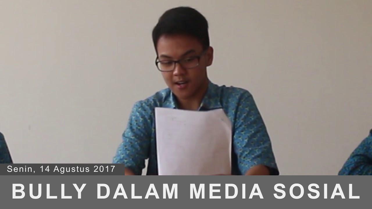 Dialog Interaktif Bully Dalam Media Sosial Youtube