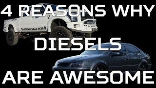 4 reasons why diesels are awesome