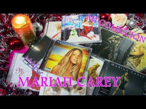 MI COLECCIÓN: MARIAH CAREY (Especial navidad)