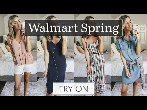 58544f1c83c Huge Walmart Spring Try On   Outfit Ideas