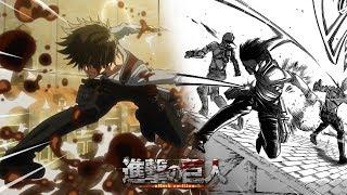 EL SECRETO MÁS OSCURO DE LA REALEZA. / Shingeki no Kyojin 3 (Capítulo 2 : Review)