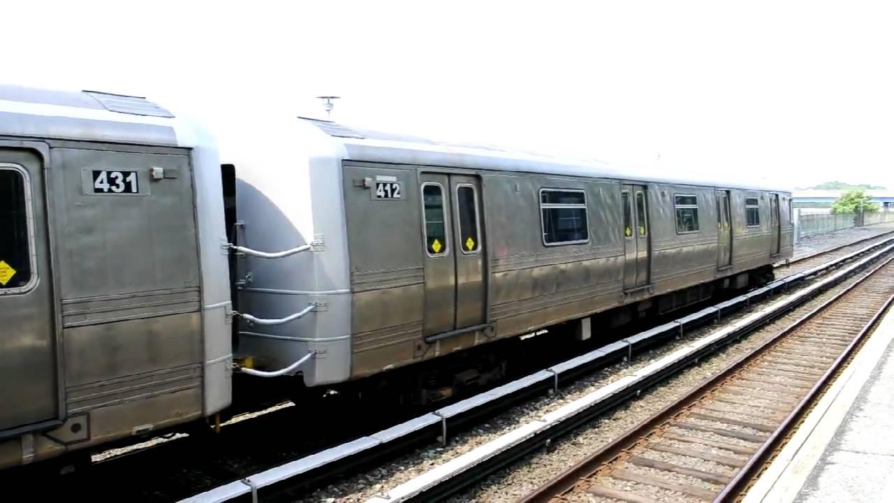 MTA Staten Island Railway St. Louis Car Co. R44 #444