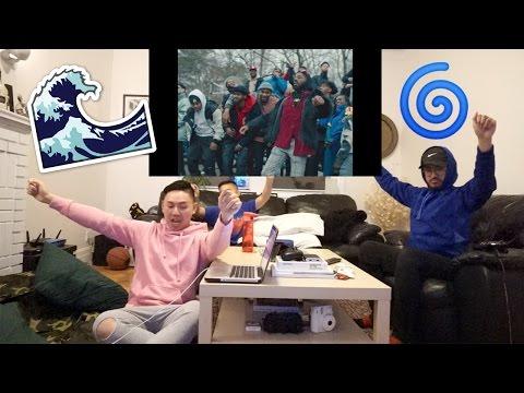 GoldLink - Crew ft. Brent Faiyaz, Shy Glizzy | REACTION