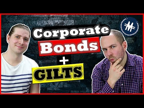 What Are Corporate Bonds And Gilts? + How To Invest?