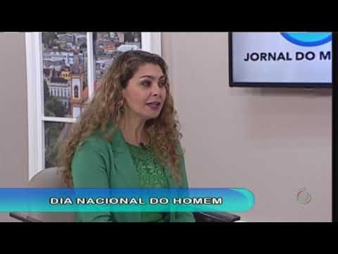 ENTREVISTA DO DIA DO HOMEM - JORNAL DO MEIO DIA 15.07.2019