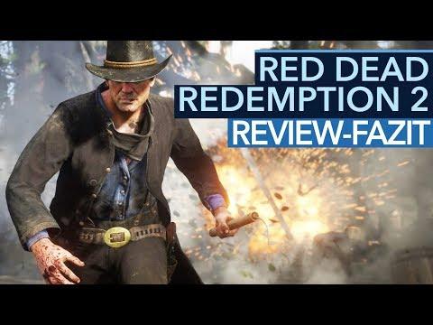 Besser als GTA 5? - Red Dead Redemption 2 durchgespielt (Keine Spoiler!)