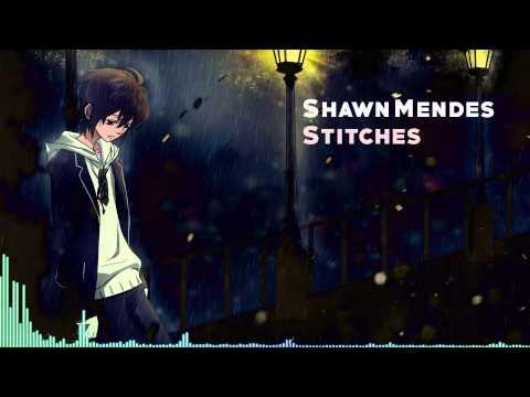 Shawn Mendes - Stitches [Nightcore]