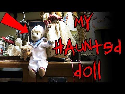 Investigation On My Haunted Doll Goes Wrong | OmarGoshTV