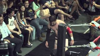 SPW Prove 4: MK vs Lynx Lewis Jr. Singapore, 22 May 2015