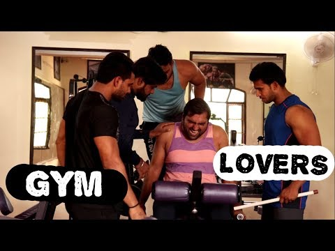 Types of People & Trainers in the Gym | Himanshu Darolia