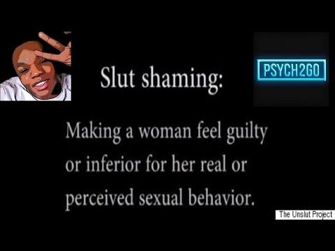 Why Slut Shame | Psych2Go ft. Jimi No Fro