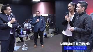 Don De Ciencia y Profecia Sobrenatural con Pastor Geovanny Ramirez  Testimonios