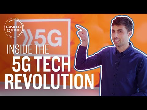 5G will change your phone and your world | CNBC Reports