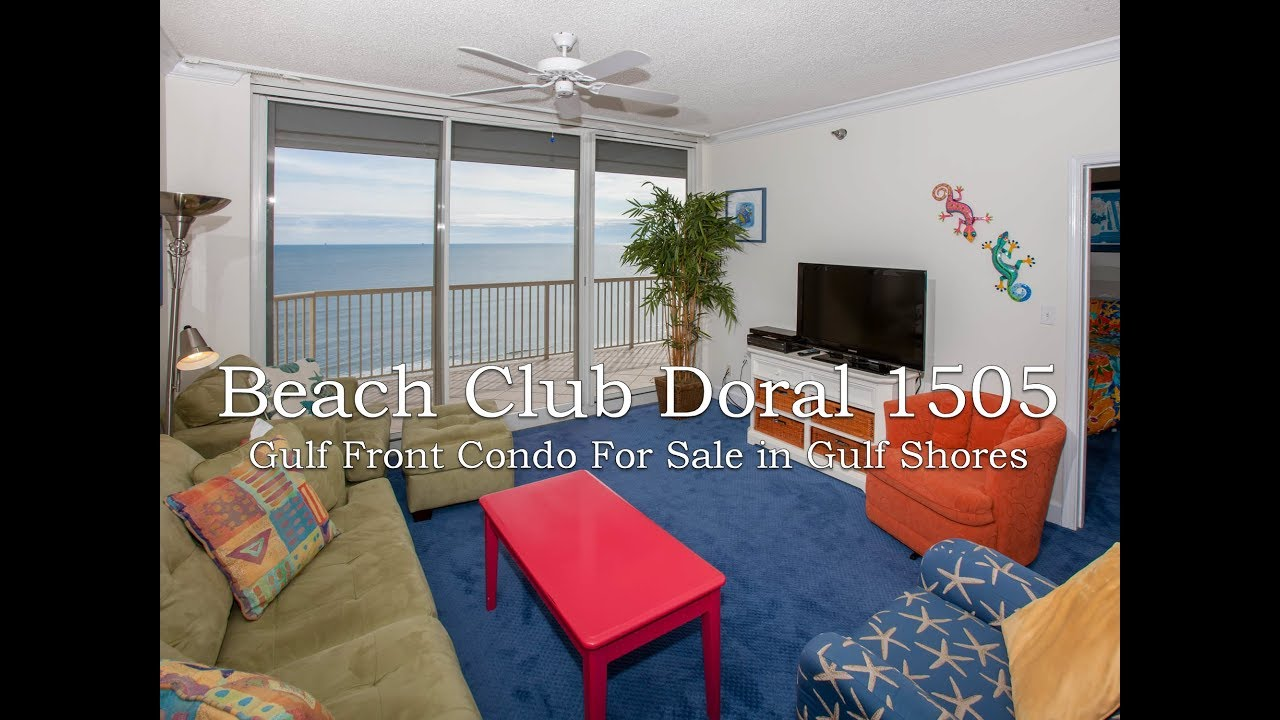 beach club doral 1505 gulf front 1 bedroom condo 527 beach club