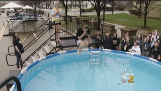 High Waters, Flooding Concerns Force Polar Plunge Changes