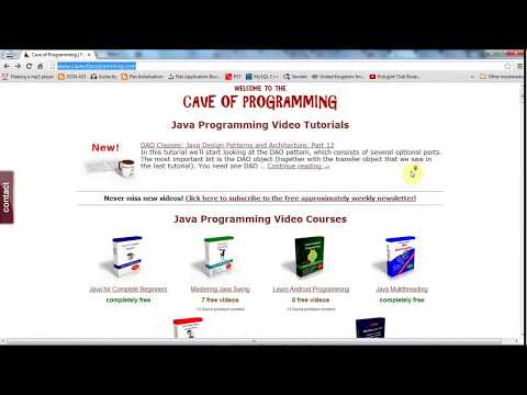 learn-java-tutorial-for-beginners,-part-41-writing-text-files