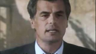 La Piovra- Allein gegen die Mafia, Corrado Cattani speach