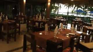 NASU restaurant, Bahía del Sol Beachfront Hotel, Playa Potrero, Costa Rica