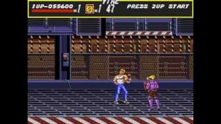 Streets of Rage - Streets of Rage (Genesis) - Gameplay - Round 6 - User video